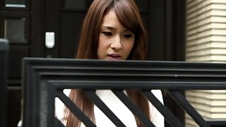 Japanese hardcore sex with teen redhead doll