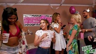 Dorm Birthday Surprise Party